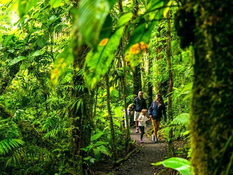 Costa Rica Kombireisen