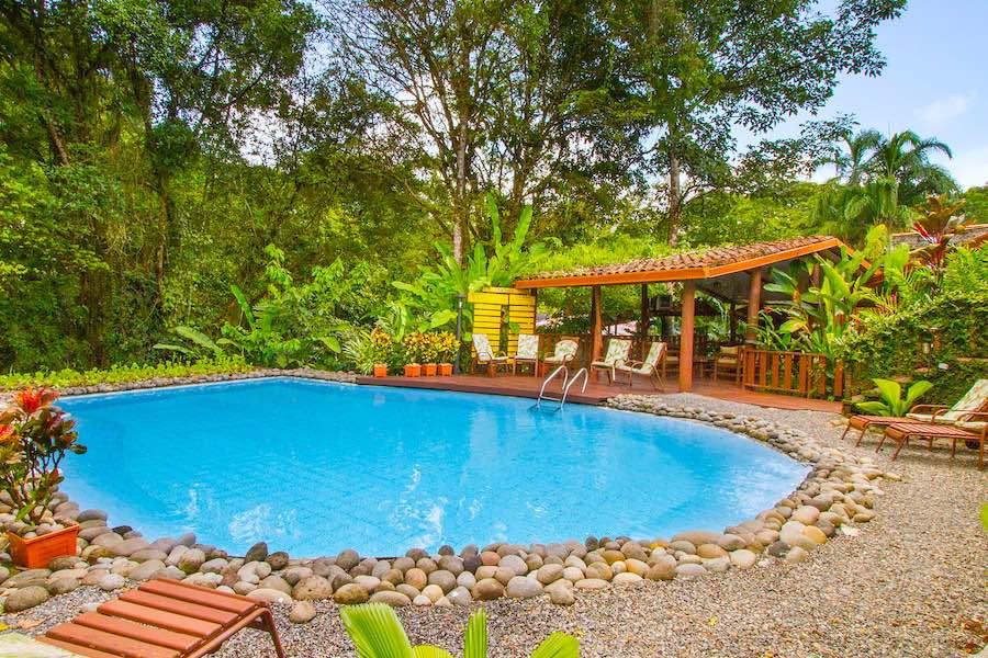 Mietwagen Tour Costa Rica La Quinta De Sarapiqui Pool