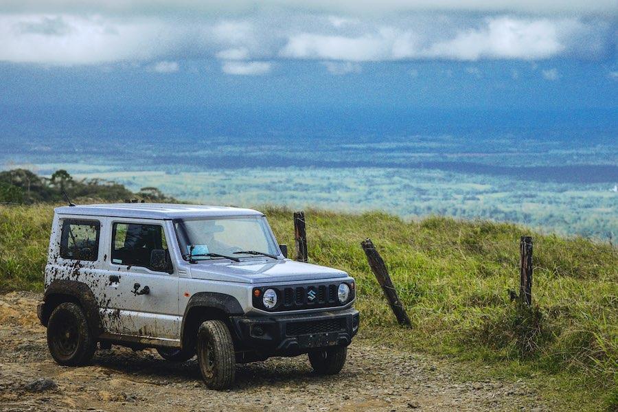 Mietwagen Tour Costa Rica - Outdoor Abenteuer für Paare